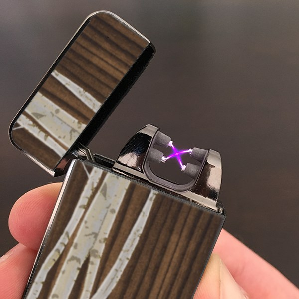USB Lighter Villmark & jakt