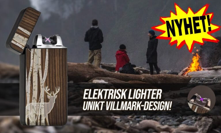 Elektrisk lighter vilmark